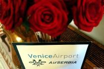 air serbia-aeroporto venezia - cti eventi